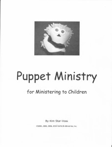 Puppet Ministry Cover